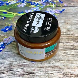 Kem ủ tóc Colatin Keratin hair mask phục hồi chuyên sâu (dạng hũ) 500ml
