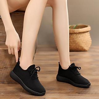 Giày thể thao siêu nhẹ thoáng khí nữ - GD26