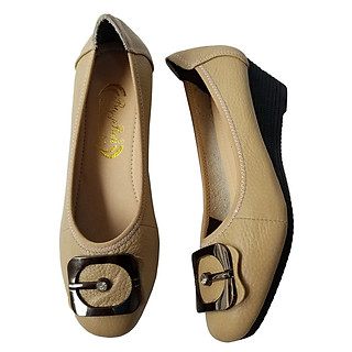 Giày búp bê nữ BIGGBEN da bò cao cấp BB83