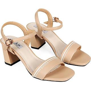 Sandal cao gót thời trang nữ TD8345