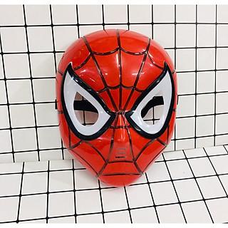 Mặt người nhện có đèn hóa trang Halloween