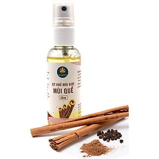 Tinh dầu xịt khử mùi giày giúp ngăn ngừa vi khuẩn gây mùi và đem đến hương thơm thiên nhiên - buybox - BBPK71