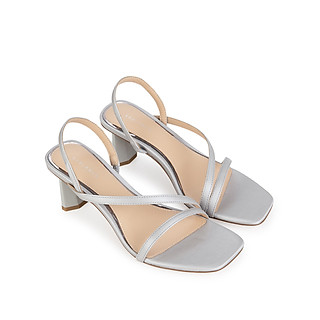 Giày sandal cao gót Sablanca quai mảnh 5050SN0131