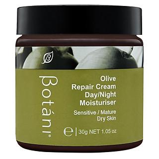 Kem Olive Dưỡng Ẩm Ngày Và Đêm Botani Olive Repair Cream Day & Night Moisturiser  (30g)