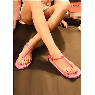 Giày sandal nữ ,thiết kế dây gài độc đáo 9600413