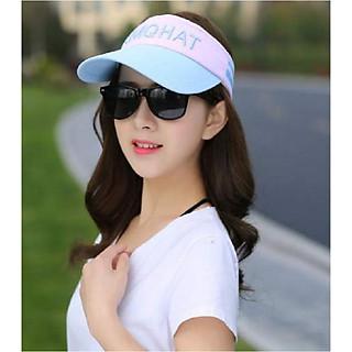 Mũ nón lưỡi trai thể thao nửa đầu phong cách Hàn mũ nón kết nửa đầu chơi golf- tennis