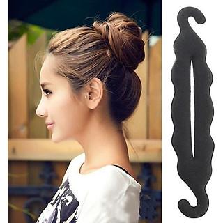 Dụng cụ búi tóc nữ ( Thái Lan ) - Tặng Kèm 1 Kẹp Tóc ( Giao Màu Ngẫu Nhiên )