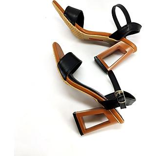 Giày Sandal Cao Gót Nữ Cao Cấp Peace PO1207