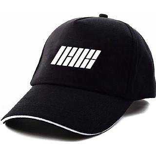 Nón kết mũ lưỡi trai IKON Logo mũ phớt Unisex nam nữ