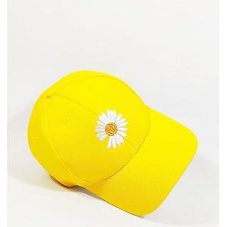 Nón kết/ Mũ lưỡi trai hoa cúc dại NON0249V