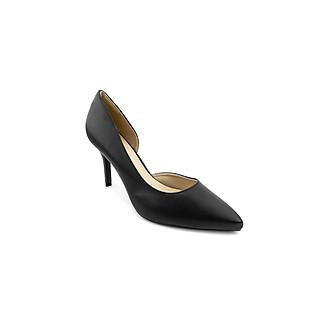 Giày cao gót 9 phân,  gót nhọn khoét eo thời trang cá tính PABNO - PN457