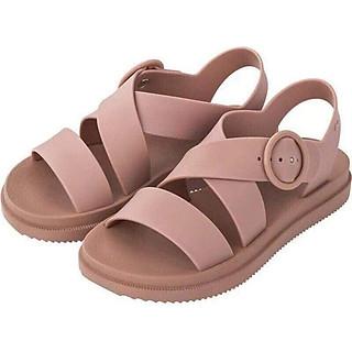 Sandal quai hậu nữ