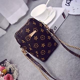 Túi mini đeo chéo nữ, túi đựng điện thoại 2 kiểu dây thời trang - ZT102