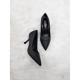 Giày bít gót nhọn 5cm