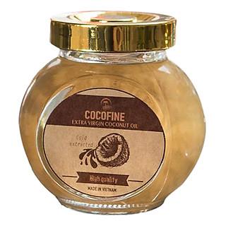 Dầu Dừa Nguyên Chất Cocofine (180ml)