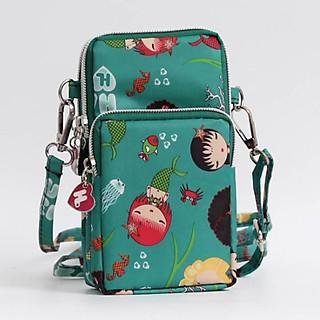 Túi đeo chéo đeo vai nữ TaoGbao thời trang cao cấp SKN9