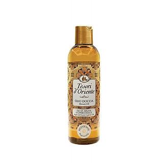 Tinh dầu tắm Tesori d'Oriente Argan và Cyperus - Argan & Cyperus Oils 250ml