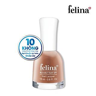 Sơn móng tay Felina 18ml CS325 Hồng Nude