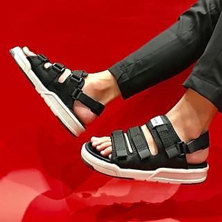 Giày Sandals Nam Nữ Quai Ngang NV1001