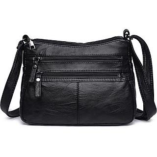 Túi đeo chéo đeo vai nữ da cổ điển nhiều mẫu hình cao cấp thời trang du lịch SD2