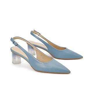 JUNO - Giày cao gót slingback gót chuyển màu - CG05094
