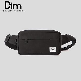 Túi DIM Mini Bumbag ( Túi Đeo Chéo Gọn Cho Nam Và Nữ, Vải Canvas Trượt Nước, Ngăn Chống Sốc Điện Thoại) - 5 Màu