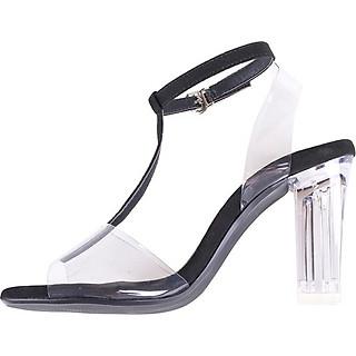 Giày Cao Gót Nữ Quai Chữ T Mozy
