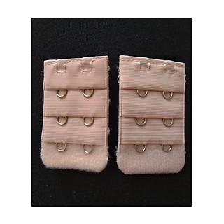 Combo 2 miếng nối áo ngực bản 2 móc - đen