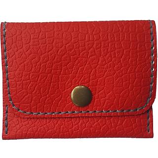 Phụ kiện móc khóa túi xách màu đỏ A01