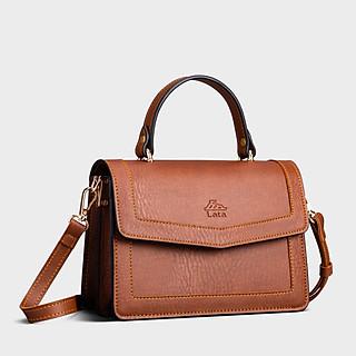 Túi đeo chéo nữ thời trang LATA HN87 , 7 ngăn, vừa sổ tay, ví, điện thoại, túi có quai xách, phù hợp đi chơi, đi làm, đi tiệc, da tổng hợp cao cấp, không bong tróc, không thấm nước.
