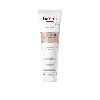 Sữa Rửa Mặt Làm Sáng Da Eucerin UltraWhite+ Spotless Cleansing Foam