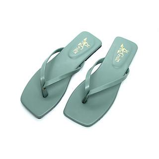 [ Xưởng Giày GMIC ] Dép Kẹp Nữ Quai Trơn Siêu Dể Thương | Dép Kẹp Nữ Hàng   Thời Trâng KT-DKT001
