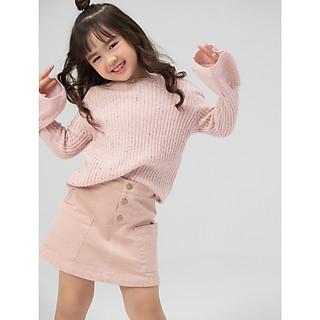Áo len bé gái 1TE18C004 Canifa