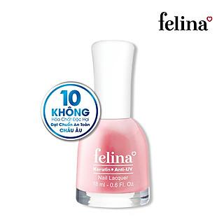Sơn móng tay Felina 18ml CN190 Hoa Phong Lữ
