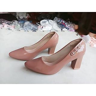 giày cao 7 phân