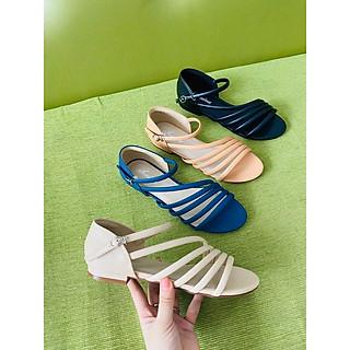 [ Shop giày somina ] Sandal VIP quai dây đế chống trơn MT164