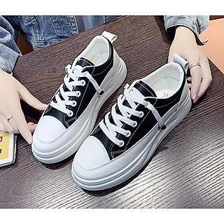 Giày thể thao nữ , giày sneaker nữ SODOHA SDH11WB