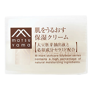 Kem Dưỡng Ẩm Matsuyama Hadauru Moisturizing Cream (50g)