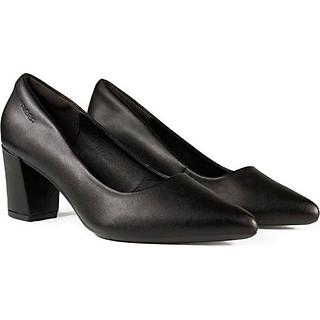 Giày cao gót nữ da bò thật 100% 5p cao cấp hàng VNXK K446 - Chính hãng Kaleea