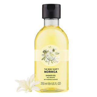 Gel Tắm The Body Shop Moringa (250ml)