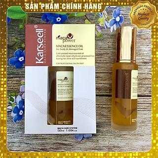 Tinh dầu dưỡng tóc cao cấp Karseell Maca Essence Oil 50ml