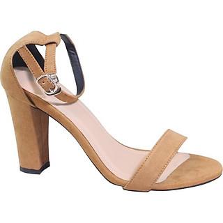 Giày Cao Gót Nữ Quai Ngang 9cm Pixie P525