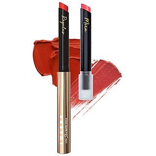 Son Lustre Ultra Slim Matte Lipstick - Combo Son Thỏi Mịn Lì Và Lõi Thế Lustre Ultra Slim Matte Lipstick
