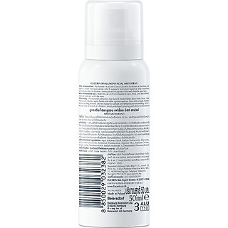 Xịt Dưỡng Ẩm Cho Da Nhạy Cảm Hyaluron Mist Spray
