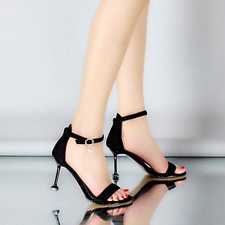 sandal nữ gót 9cm