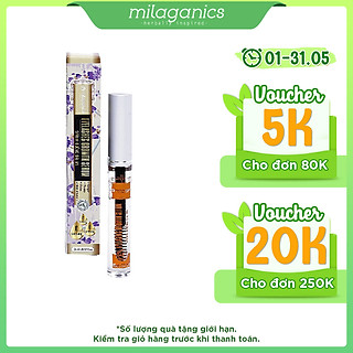 Mascara dưỡng mi Dầu dừa MILAGANICS