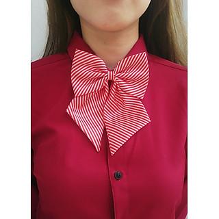 nơ bướm nữ đeo cổ XBW13, XAP13
