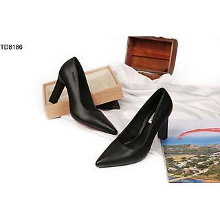 Giày cao gót thời trang nữ Satajor TD8186
