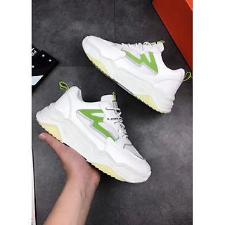 Giày Thể Thao Sneaker Nữ Êm, Nhẹ Thoáng Khí S343