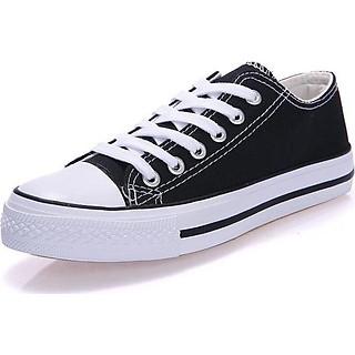 Giày Vải Thời Trang Sneaker Nam Nữ Thể Thao Thấp Cổ CV9